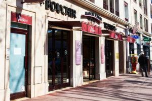 Boucherie Charcuterie Vessière Point du jour Lyon